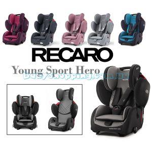 Автокресло Recaro Young Sport Hero фото, картинки | Babyshopping