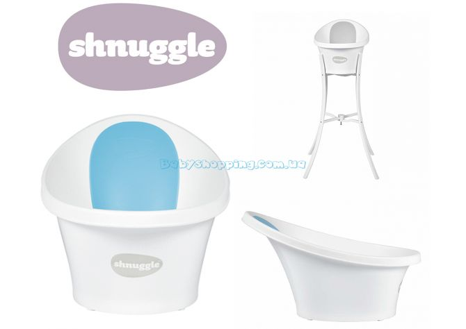 Детская ванночка Shnuggle ����, �������� | Babyshopping