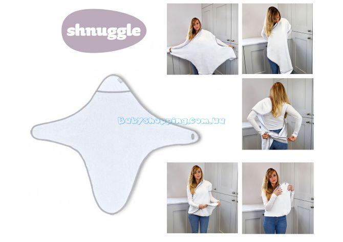 Полотенце-уголок для купания Shnuggle ����, �������� | Babyshopping