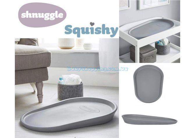 Пеленальный коврик Shnuggle Squishy ����, �������� | Babyshopping