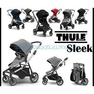 Прогулочная коляска Thule Sleek фото, картинки   Babyshopping