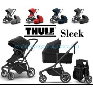 Универсальная коляска 2 в 1 Thule Sleek фото, картинки   Babyshopping