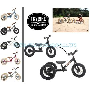 Балансуючий триколісний велосипед 2 в 1 Trybike Steel фото, картинки | Babyshopping