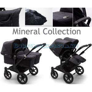 Коляска для двойни 2 в 1 Bugaboo Donkey 3 Twin Mineral Collection  фото, картинки | Babyshopping