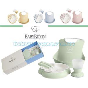 Детский набор для кормления BabyBjorn Baby Dinner Set фото, картинки | Babyshopping