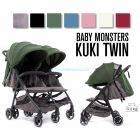 Прогулочная коляска для двойни Baby Monsters Kuki Twin ����, �������� | Babyshopping