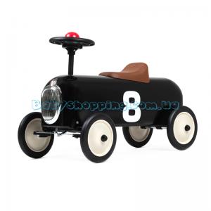 Дитяча машинка-толокар Baghera Racer Black фото, картинки | Babyshopping