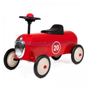 Дитяча машинка-толокар Baghera Racer Red фото, картинки | Babyshopping