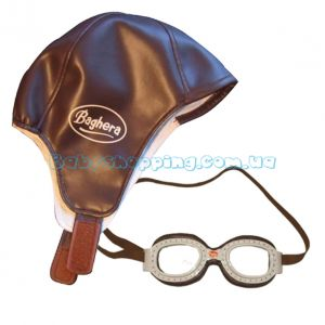 Набор шлем + очки Baghera  фото, картинки | Babyshopping