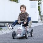 Машинка толокар Baghera Rider Mercedes-Benz W 25 Silver Arrow  ����, �������� | Babyshopping