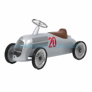 Детская машинка-толокар Baghera Rider Mercedes-Benz W 25 Silver Arrow  фото, картинки | Babyshopping
