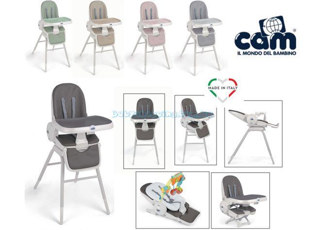 Стульчик для кормления Cam Original 4в1 ����, �������� | Babyshopping
