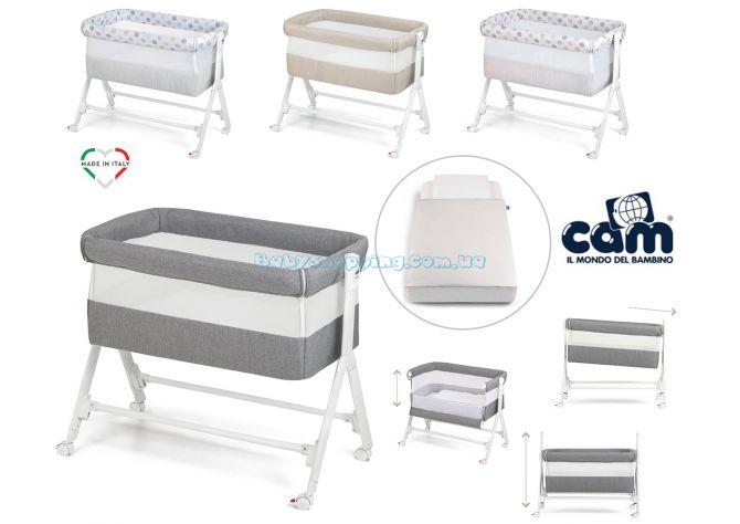 Приставная колыбель-кроватка Cam Sempreconte ����, �������� | Babyshopping