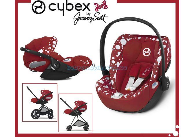 Автокресло Cybex Cloud Z i-Size Petticoat by Jeremy Scott  ����, �������� | Babyshopping