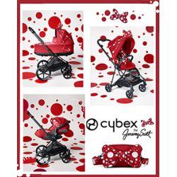 Cybex Petticoat by Jeremy Scott | огляд колекції