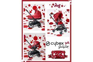 Cybex Petticoat by Jeremy Scott | обзор коллекции