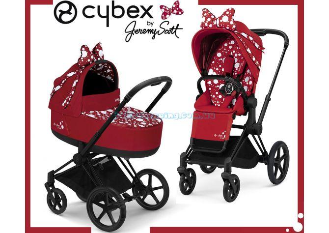 Детская коляска 2в1 Cybex Priam Petticoat by Jeremy Scott ����, �������� | Babyshopping