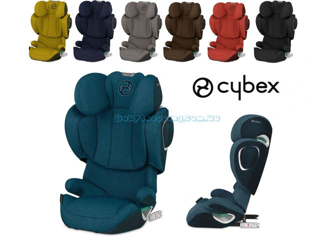 Автокресло Cybex Solution Z i-Fix Plus  ����, ��������   Babyshopping