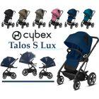 Прогулочная коляска Cybex Talos S Lux ����, ��������   Babyshopping
