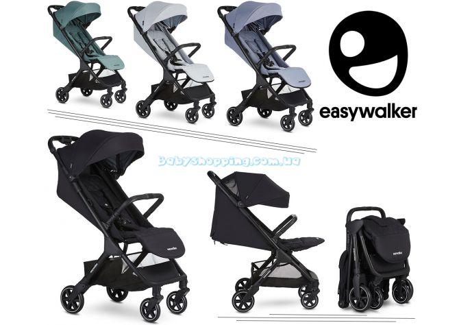 Прогулочная коляска Easywalker Jackey ����, ��������   Babyshopping