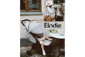 Elodie Details MONDO - идеальная коляска для городских прогулок и путешествий.