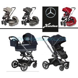 Дитяча коляска 2 в 1 Hartan Avantgarde Mercedes-Benz Collection фото, картинки | Babyshopping
