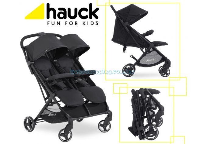 Прогулочная коляска для двойни Hauck Swift X Duo ����, �������� | Babyshopping