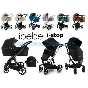 Дитяча коляска 2 в 1 Ibebe i-stop фото, картинки   Babyshopping