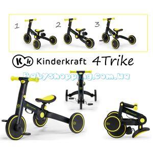 Складний триколісний велосипед Kinderkraft 4Trike фото, картинки | Babyshopping