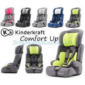 Автокресло Kinderkraft Comfort Up фото, картинки | Babyshopping