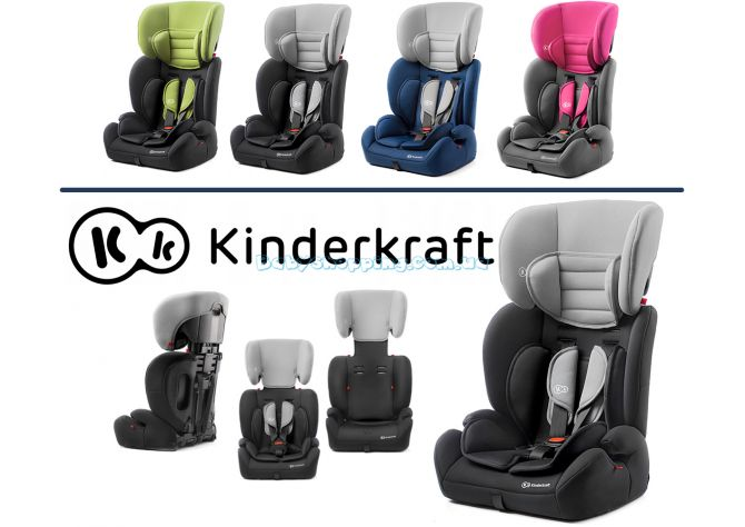 Автокресло Kinderkraft Concept ����, ��������   Babyshopping
