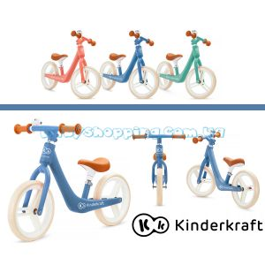 Беговел Kinderkraft Fly Plus фото, картинки | Babyshopping