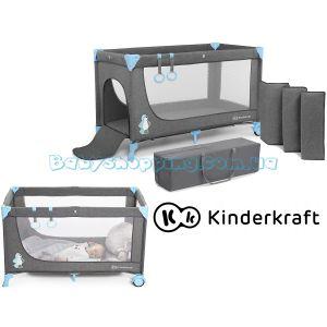 Манеж-ліжечко Kinderkraft Joy фото, картинки | Babyshopping