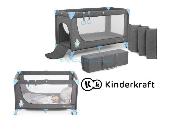 Манеж-кроватка Kinderkraft Joy ����, ��������   Babyshopping