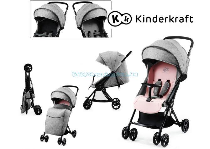 Прогулочная коляска Kinderkraft Lite Up ����, �������� | Babyshopping