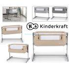 Приставная детская кроватка Kinderkraft Neste Up ����, �������� | Babyshopping
