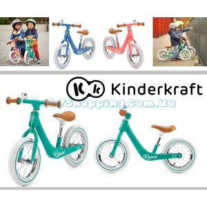 Детский беговел Kinderkraft Rapid  фото, картинки | Babyshopping