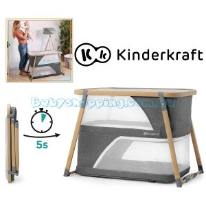Детская кровать-манеж Kinderkraft Sofi фото, картинки | Babyshopping