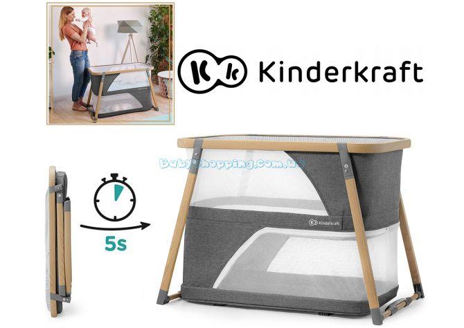 Детская кровать-манеж Kinderkraft Sofi ����, �������� | Babyshopping