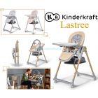 Стульчик для кормления 2в1 Kinderkraft Lastree ����, ��������   Babyshopping