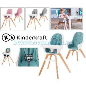 Стульчик для кормления 2в1 Kinderkraft Tixi  фото, картинки | Babyshopping