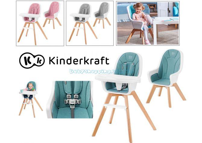 Стульчик для кормления Kinderkraft Tixi  ����, �������� | Babyshopping