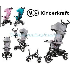 Триколісний велосипед Kinderkraft Aston фото, картинки | Babyshopping