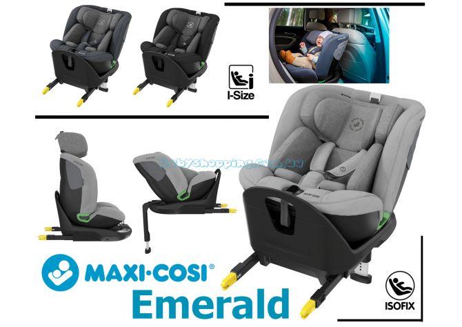 Автокресло Maxi-Cosi Emerald i-Size ����, �������� | Babyshopping