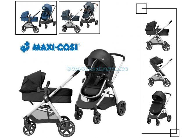 Коляска-трансформер 2 в 1 Maxi Cosi Zelia 2 ����, �������� | Babyshopping