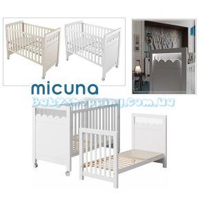 Дитяче ліжечко Micuna Big Amelia Aran Luxe Relax з підсвідкою фото, картинки   Babyshopping
