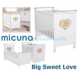 Детская кроватка Micuna Big Sweet Love фото, картинки | Babyshopping