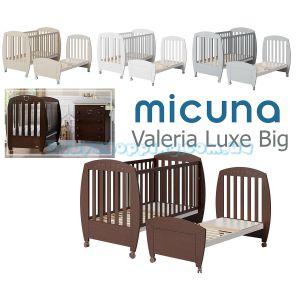 Дитяче ліжечко Micuna Big Valeria LUX фото, картинки   Babyshopping