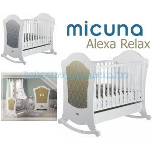 Детская кроватка Micuna Alexa Relax фото, картинки | Babyshopping