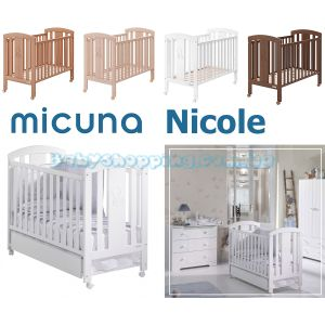 Детская кроватка Micuna Nicole фото, картинки | Babyshopping